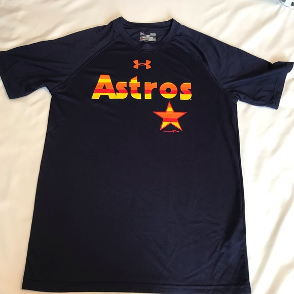 Under Armour Other - Men's under Armour Houston Astros shirt